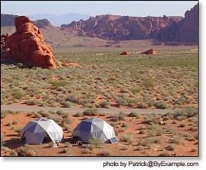 Desert Domes