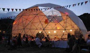 Dinner Dome!